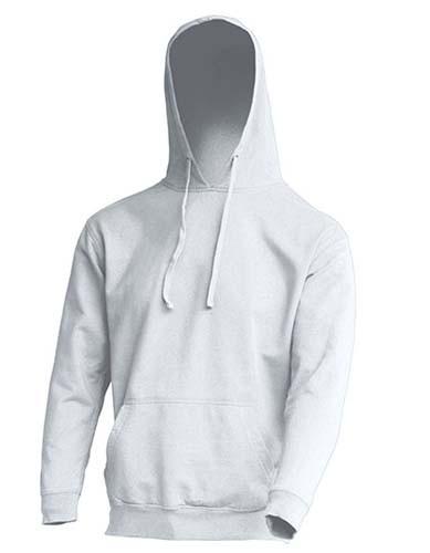 JHK421 Kangaroo Sweatshirt_White