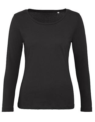 Inspire Long Sleeve T / Women Black