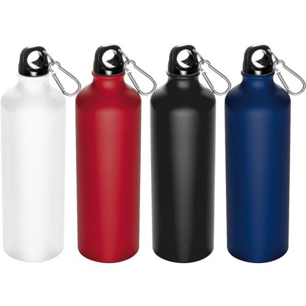 Trinkflasche mit Karabinerhaken_Fareb