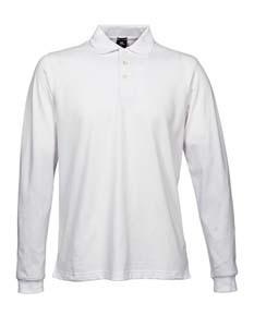 L-F541N Premium Long Sleeve Polo