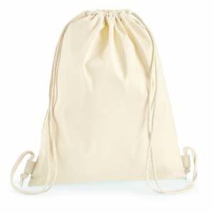 WM210 Premium Cotton Gymsac