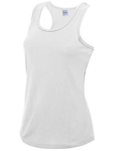 JC015 Girlie Cool Vest_Arctic-White