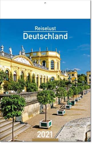 Bildkalender deutsch DEUTSCHLAND mit Klappfälzel