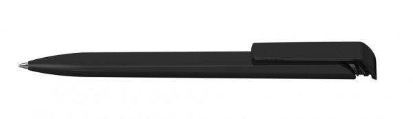 Kigelschreiber Trias softtouch schwarz/schwarz