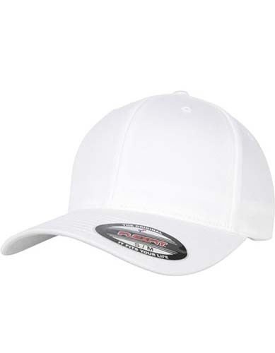 Flexfit Organic Cotton Cap_White