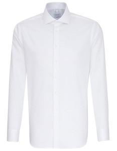 L-SN295007 Men`s Shirt Shaped Fit Twill Langarm