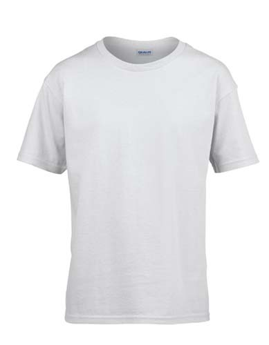 Softstyle® Youth T-Shirt_White
