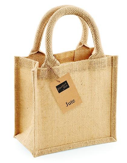 WM411 Jute Jumbo Shopper