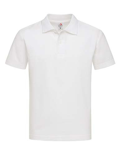 S510K Polo Kids_White