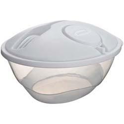 Mac-83057 Salatbox mit Gabel und Behälter für Dressing