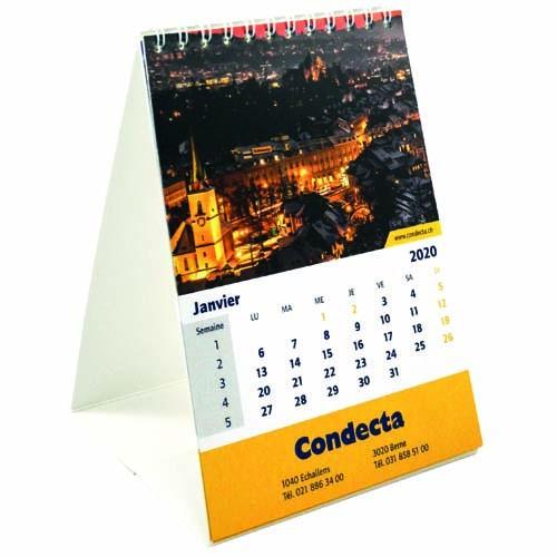 ischkalender  Kartonaufsteller  106 x 150 mm