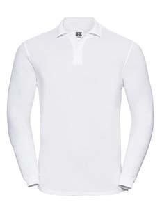 L-Z569L Long Sleeve Classic Cotton Polo