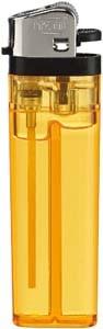 TO-NM1 transparent | Einwegfeuerzeug mit Werbdruck