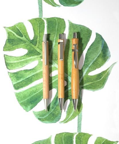 """3788 Bambus-Kugelschreiber """"Montana"""""""