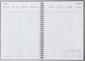 "LEB-889Balacron Wochkalender EURO-Timer ""CLASSIC LINE"""