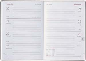 "LEB-836 Balacron Taschenkalender ""CLASSIC LINE"""