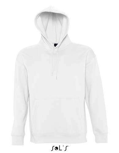 L420 Hooded-Sweater Slam_White