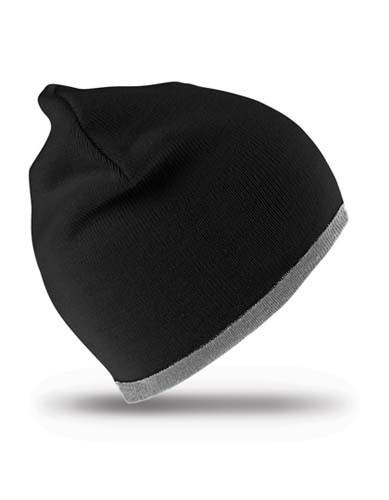 Reversible Fashion Fit Hat_Black_Grey