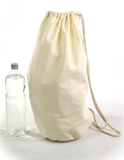 XT011 Drawstring Bag Organic Demo