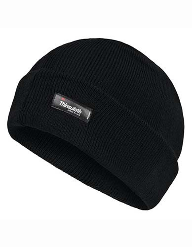 Thinsulate Hat_Black