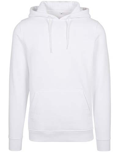 BY011 Heavy Hoody_White