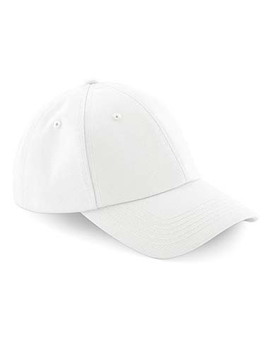 Authentic Baseball Cap_Soft White