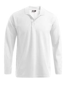 L-E4600 Men`s Heavy Polo Longsleeve