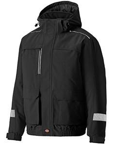 Winter Jacket|  Winterjacken Black