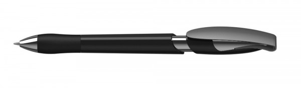 Kugelschreiber Rodeo grip/high gloss schwarz