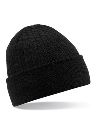 Thinsulate™ Beanie_Black