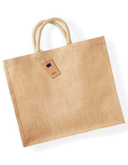 WM408 Jute Jumbo Shopper