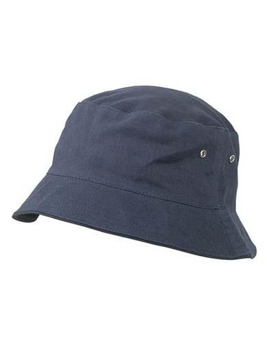 Fisherman Piping Hat_Navy_Navy