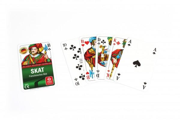 Skatkarten | französisches Bild