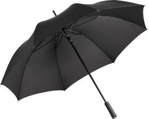 Fa-7291 AC-Alu-Gästeschirm Rainmatic®_schwarz innen