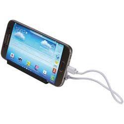 Mac-20329 Smartphonehalter mit Powerbank 2200