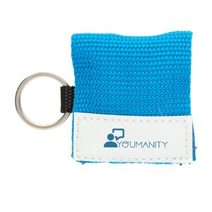 CPR Maske für Schlüsselbund