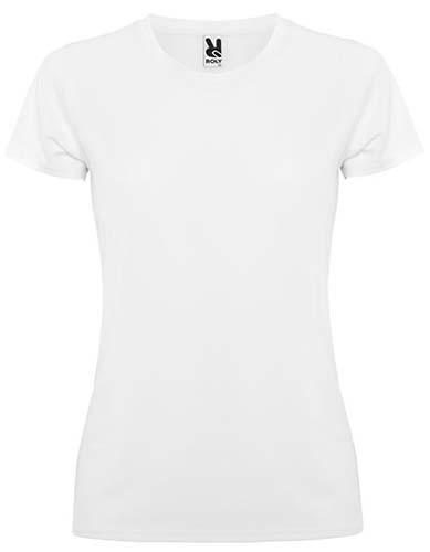 RY0423 Montecarlo Woman T-Shirt_White
