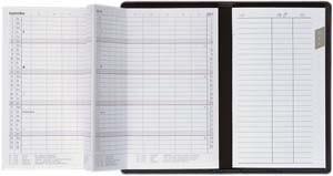 "LEB-856 Alpha Taschenkalender ""CLASSIC LINE"""