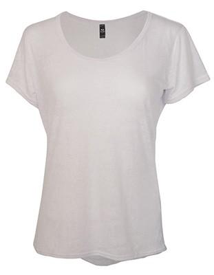 Greta Short Sleeve T-Shirt Subli-White