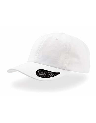 Dad Hat - Baseball Cap_White