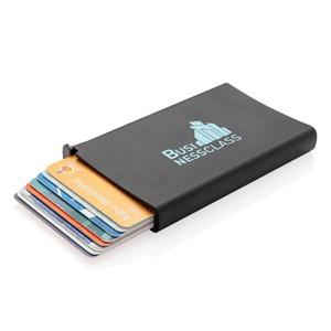 RFID Kartenhalter schwarz