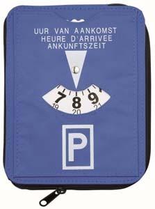 "Sp-155-12 CreativDesign Parkscheibe ""Time&Pocket"""