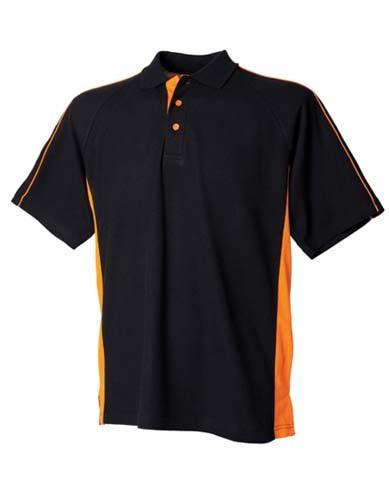 FH322 Männer Sports Polo Shirts - Kurzarm