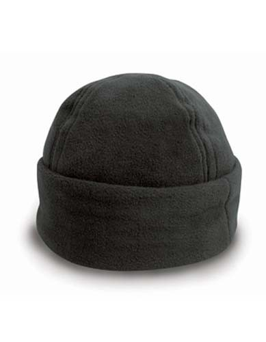 Fleece Ski Bob Hat_Black