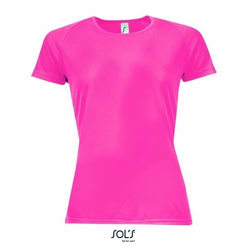 Women`s Raglan Sleeves T Sporty