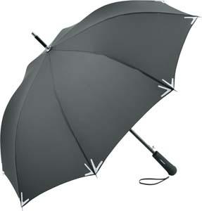 Fa-7571 Stockschirm Safebrella® LED_grau