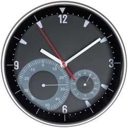 Mac-41223 Uhr, Hygro - und Thermometer