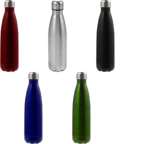 """8223 Doppelwandige Trinkflasche """"Lombok"""", 500 ml"""