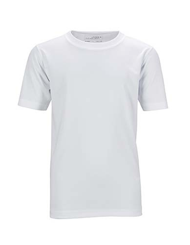JN358K Active-T Junior_White
