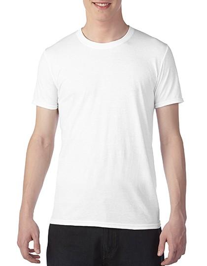 A6750 T-Shirt Rundhals Kurzarm